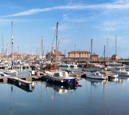Nikon Coolpix L 27 Camera - Walk around Hartlepoll Marina - 8/4/2015