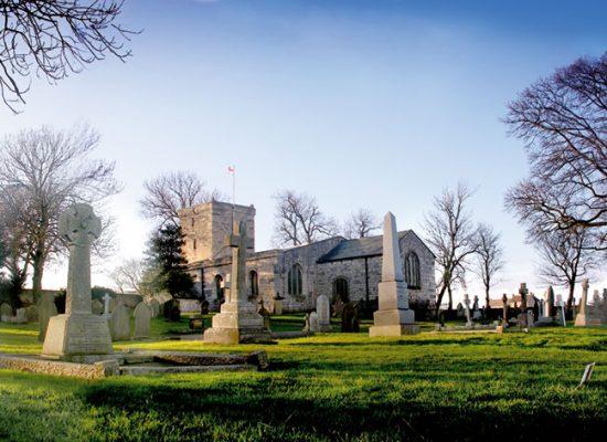 Saxon Church Hart
